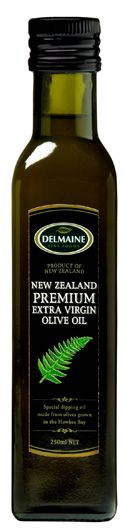 Delmaine NZ Extra Virgin Olive Oil