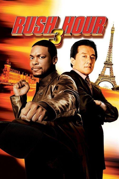 Watch Rush Hour 3 (2007) Full Movie Online Free