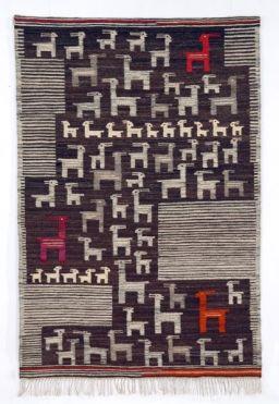 """Maria Łomnicka-Bujakowa,""""Stado"""", ok. 1960 r. Fot. Archiwum Fot. CMW"""