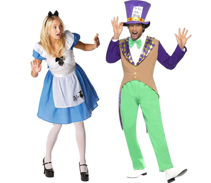 Alice in Wonderland World Book Day Costumes for Teachers