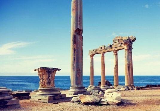 teuer aber cool All-inclusive-Urlaub an der Türkischen Riviera mit großem Spa