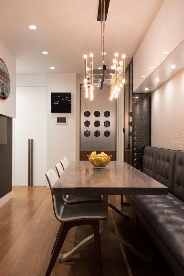 Park Avenue kitchen style