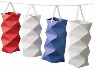 DIY Paper lanterns!