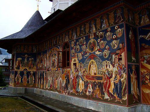 Petru Voda - Monastery - Romania