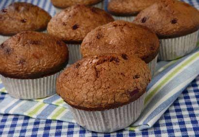 Recette Muffins aux dattes et à l'orange - Coup de Pouce