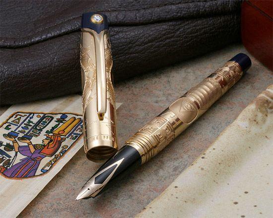 Stars of Egypt Fountain Pen