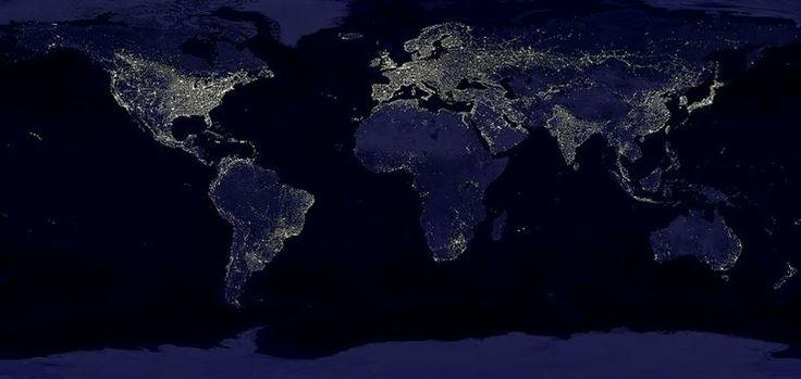 La Tierra se somete a la complejidad de la sociedad humana moderna