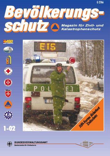 Zivilschutz Magazin
