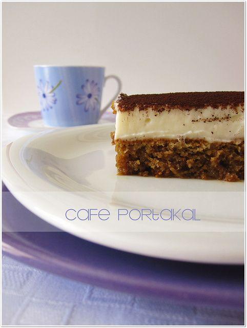 CAFE PORTAKAL: Şerbetli Tatlılar