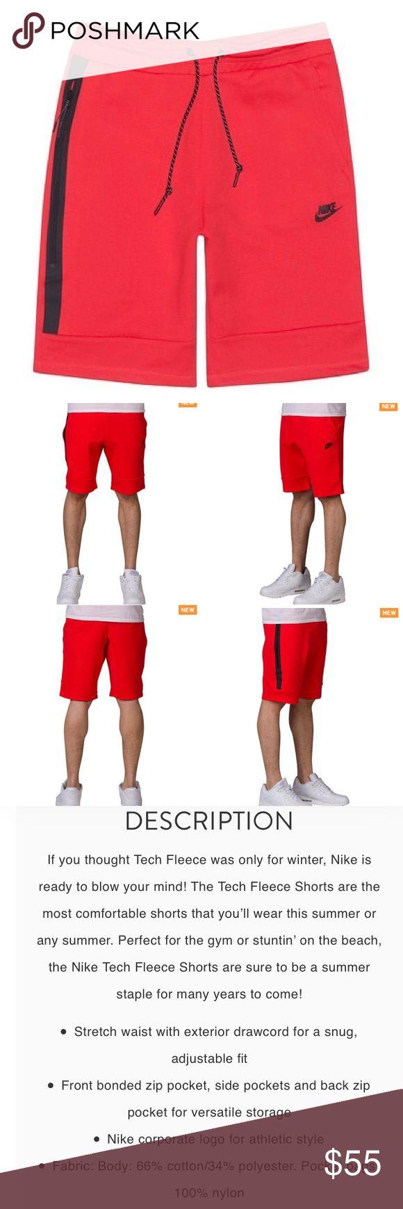 🆕 | ✔️ Nike Tech Shorts ✖️ NWT ✖️ Retail $70 ✖️ Bundles Encouraged Nike Shorts Athletic