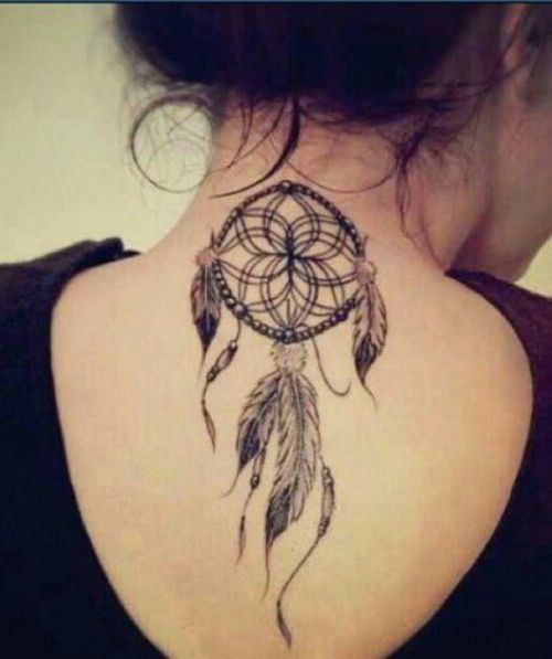 25 Wonderful Dreamcatcher Tattoo Designs and Meanings