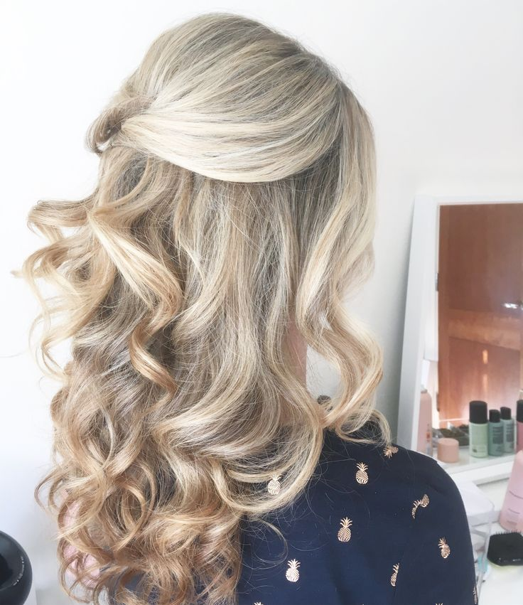 Big bouncy curls by aisling hamill