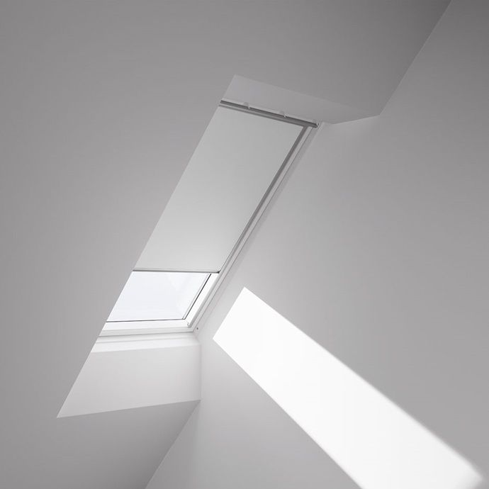 This Blockout Blind is the perfect solution for bedrooms or when you want to completely blockout the light