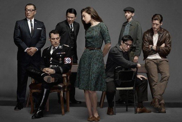SDCC 2016: Veja promo do 2º ano de The Man In The High Castle - http://popseries.com.br/2016/07/26/the-man-in-the-high-castle-2-temporada-promo/