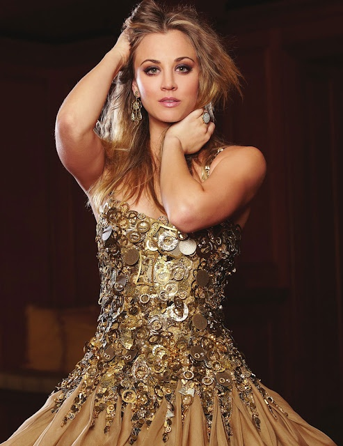 Kaley Cuoco Love Her This Dress Is Pretty Freaking