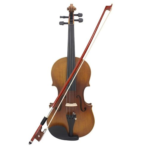 4/4 Full Size Violin Solid Wood Matte Finish - Ships From The U.S.. Starting at $1