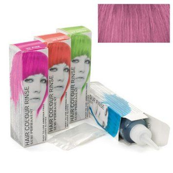 coloration semi permanente pour cheveux stargazer couleur rose bb amazon - Coloration Semi Permanente Bleu