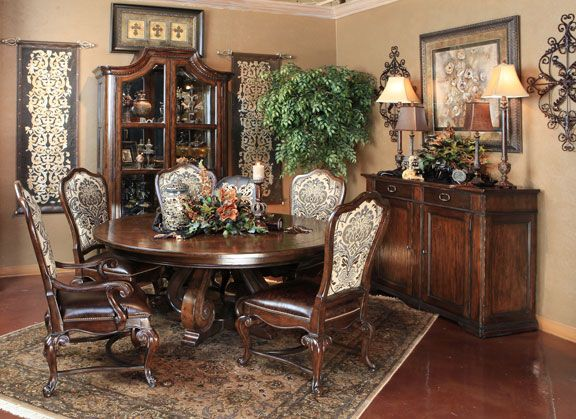 ... Tuscan Home Design Ideas  Pinterest  Dining rooms, Furniture and I