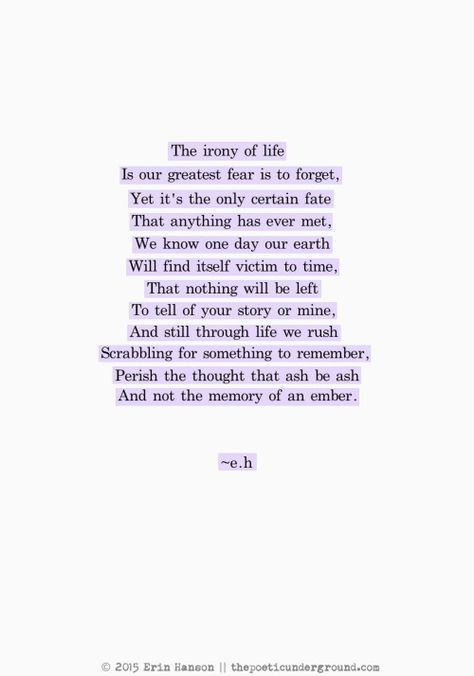 Forget to Remember. thepoeticunderground.com #poem #poetry