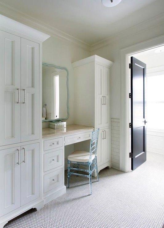 Best 25 Built In Vanity Ideas On Pinterest Bathroom