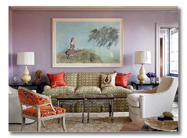 94 Best Purple Interiors Images On Pinterest | Architecture, Home And Spaces