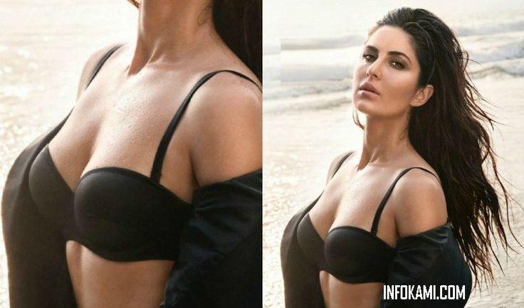Beberapa foto Katrina terlihat begitu cantik dan seksi mengenakan bikini bikin terpesona para pengikut artis kelahiran 16 Juli 1983 tersebut.