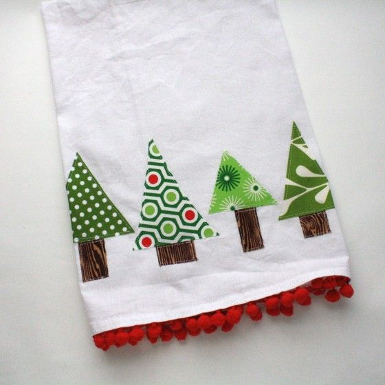 Best 25 Christmas Towels Ideas On Pinterest
