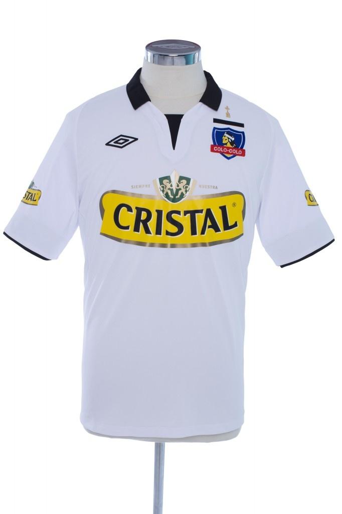 Camiseta Colo Colo 2013 Home Jersey
