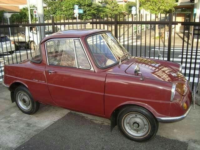 Mazda 360 coupe