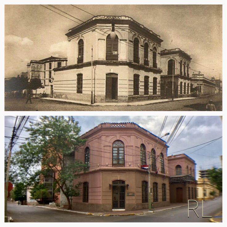 Teatro Municipal de Asunción-Paraguay