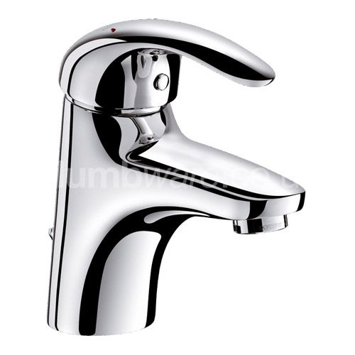 Basin Mixer Tap  Waste. Delabie product available from Plumbware.co.uk