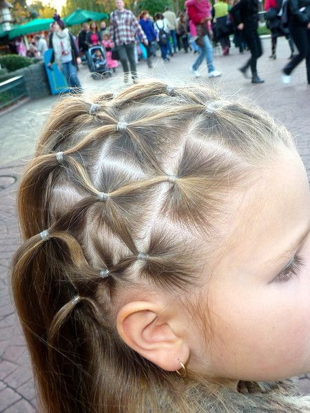10 best images about coiffure pour enfants on pinterest half french braids coiffures and coupe. Black Bedroom Furniture Sets. Home Design Ideas