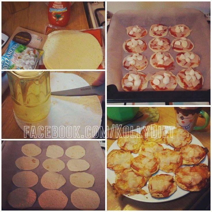 #pizza , #food , #idea ,  , #healthy , #light , #diet