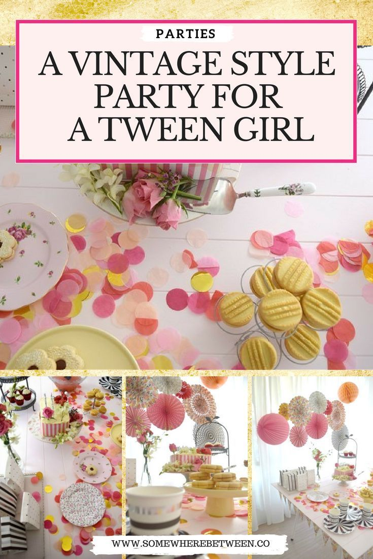 Birthday party ideas for tween girls — pic 10