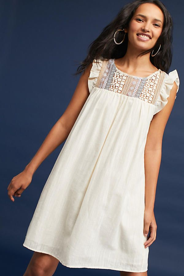 Slide View: 1: Teagan Lace Dress