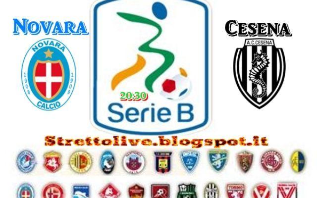 20:30 Serie B: Novara vs Cesena -STREAMING- #serieb #novara #cesena #streaming #gol #web