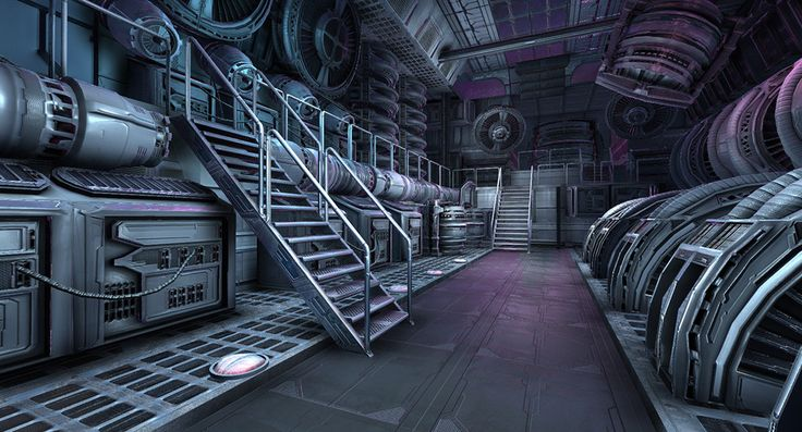 Scifi Interior Construction Pack Construction Wells And