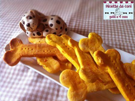 Biscotti di Riso - (Ricette da Cani)