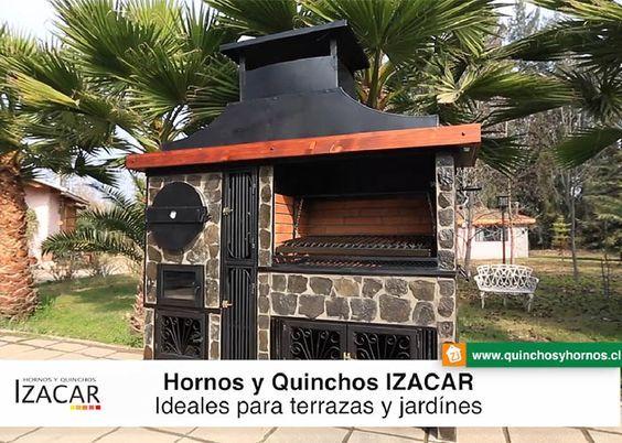 1000 ideas about asadores para jardin on pinterest - Chimeneas de diseno ...