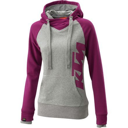 Dirt Bike KTM OEM Parts Women's Vert Hoody | MotoSport