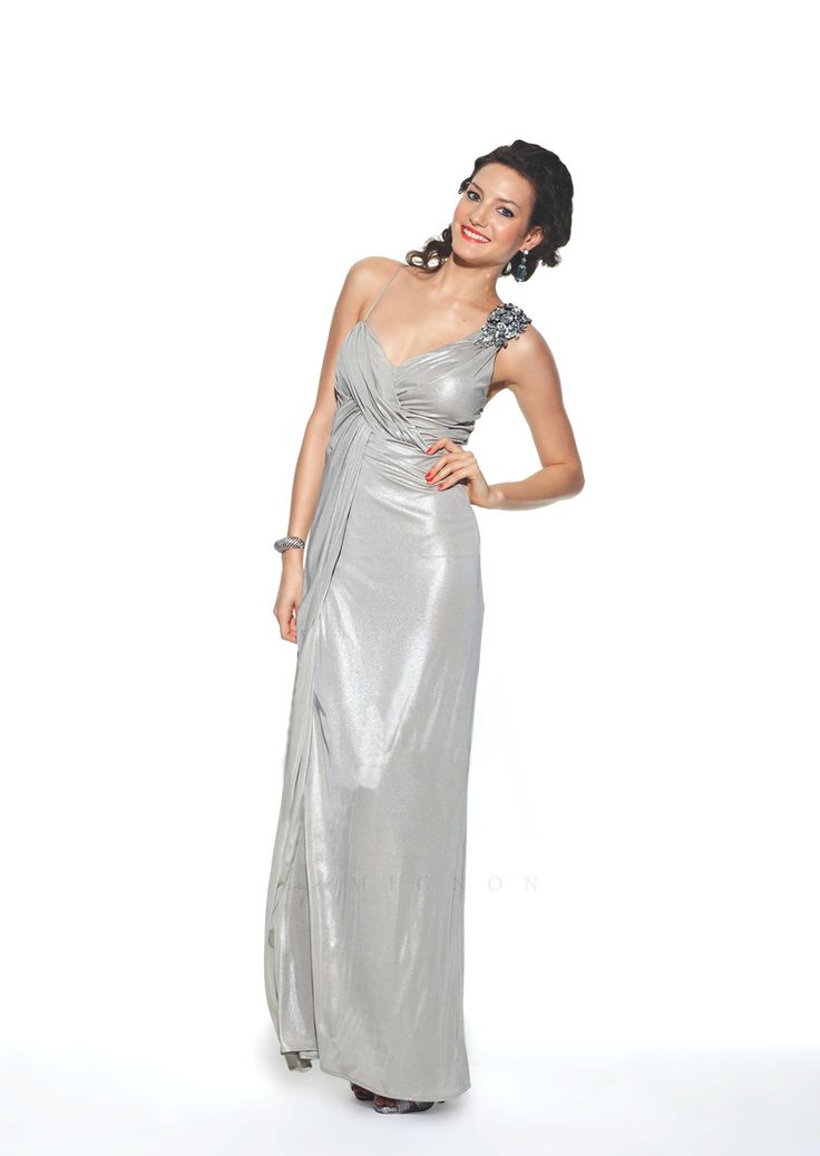 This #stunning gown is available in store now at #Vivid. For more information -   http://on.fb.me/1bYpbsO or email us at info@vividwear.com.au