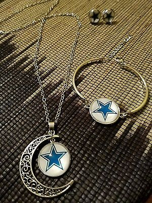 Dallas Cowboys Jewelry Set