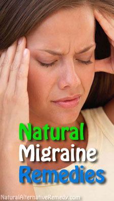 The Top 9 Natural Migraine Remedies | Natural Alternative Remedy