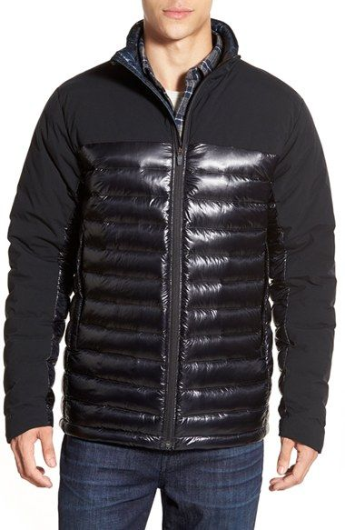 Mountain Hardwear 'Zerogrand' Quilted Down Jacket