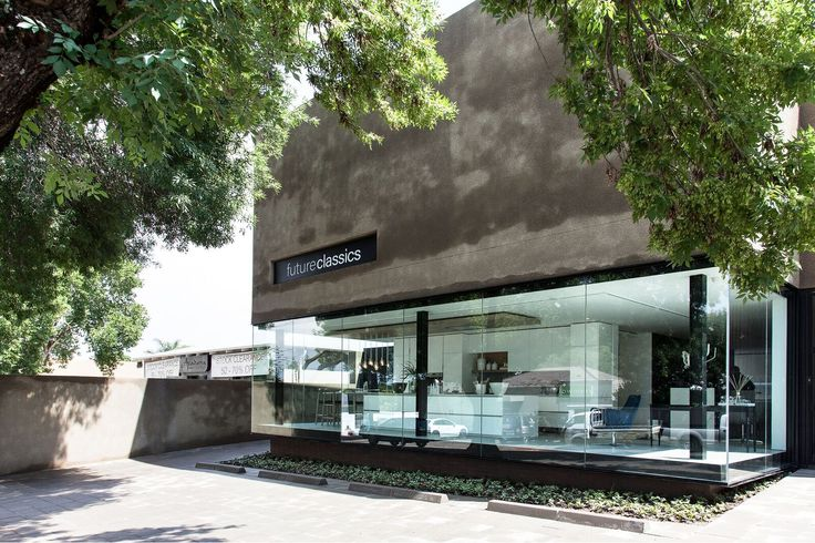 Street View of our Trendy New Space in Parkhurst, Johannesburg, South Africa