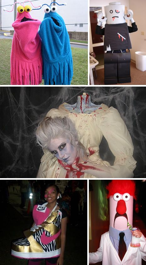 Beeker!Sesame Street, Headless Costumes, Yipyip, Adult Costumes Jpg 465 845, Halloween, Costumes Adult Costumes