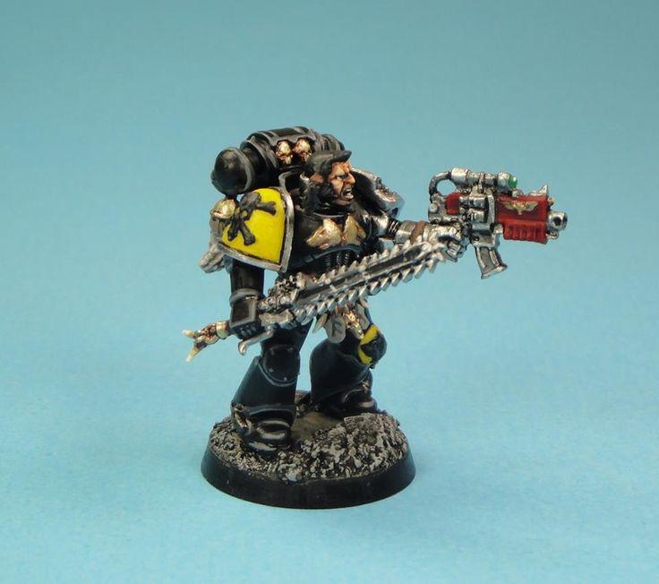 General Warhammer 40k Space Marines: WARHAMMER 40K Space Marines Deathwatch