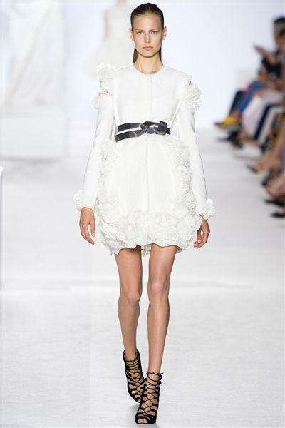 Giambattista Valli, Toamna Couture 2013 - Stilettos