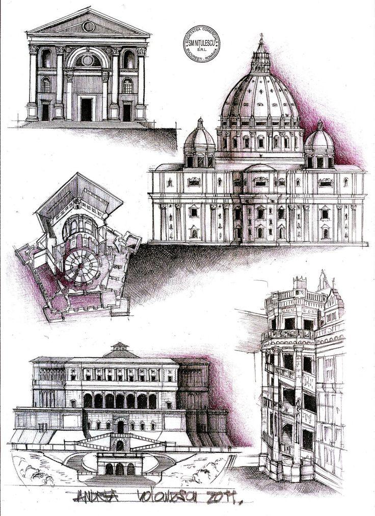 25 best ideas about renaissance architecture on pinterest for Architecture renaissance