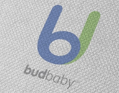 BudBaby Clothing Company Identity www.letamarie.com
